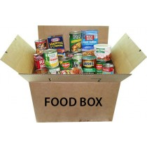 Food Box - Grouped Products